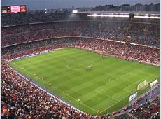 camp nou, temple of football, a photo from Barcelona