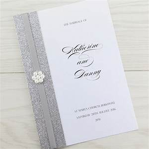 oscar order of service pure invitation wedding invites With order pocket wedding invitations online