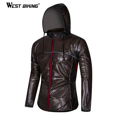 mountain bike jacket west biking waterproof windbreaker light rain mountain