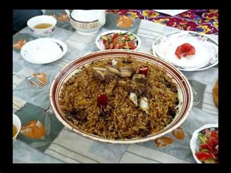 cuisine ot central cuisine of central plov and lagman