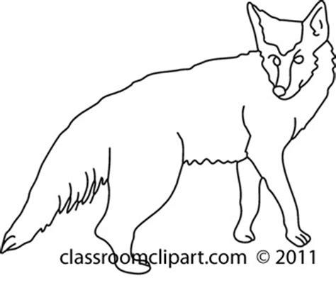 coyote clipart black and white animals 711 coyote 24bw classroom clipart