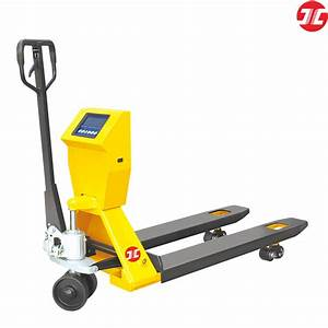 Rechargeable Jch20gc1 Battery Hydraulic Scale Pallet Truck