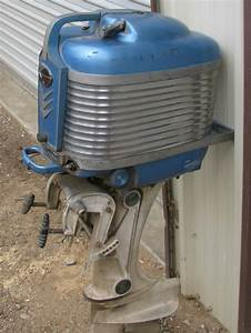 409 Best Images About Old Outboards On Pinterest