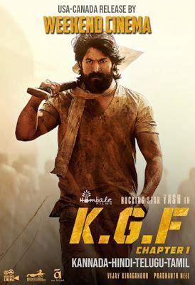 kgf chapter   hindi dubbed p web hdrip gb