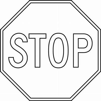 Stop Printable Sign Template Signs Clipart Cliparts