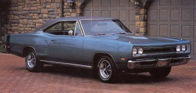 dodge coronet rt  profile   muscle car