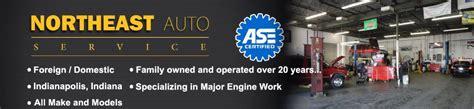 northeast auto repair specializes  major engine work