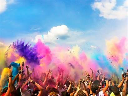 Holi Colors Festival India Celebration Holiday Hindu