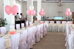 luftballons tischdeko tischdeko wedding