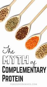 The Myth Of Complementary Protein