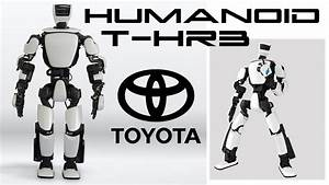 Hr 3 Online : toyota 39 s humanoid robot t hr3 youtube ~ Watch28wear.com Haus und Dekorationen