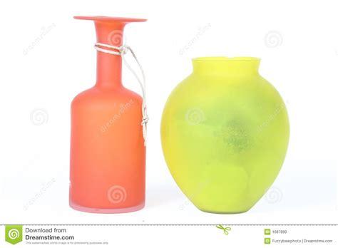 Unique Glass Vases by Unique Glass Vases Stock Photo Image 1687890