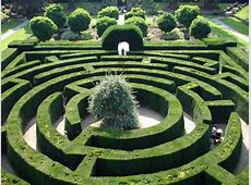 How to Build a Garden Maze