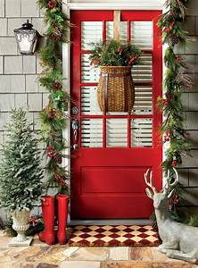 Rustic, Christmas, Decorating, Ideas