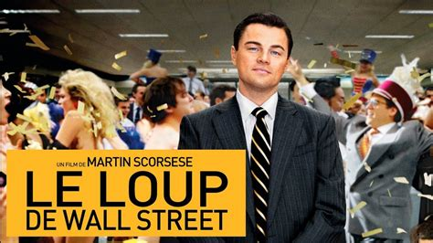 le loup de wall street bande annonce vost youtube