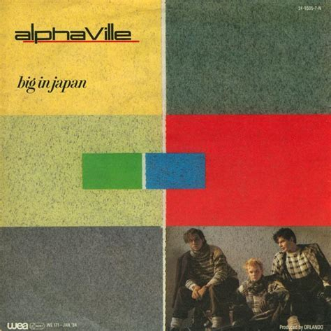 Japan Bid Alphaville We Italo Disco