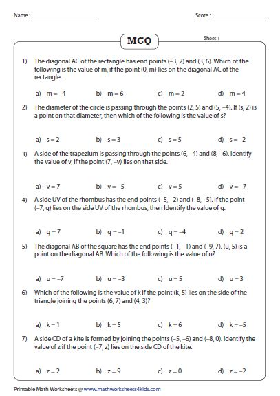 Slope Given Two Points Worksheet Resultinfos