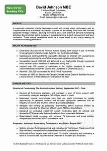writing a cv pdf download