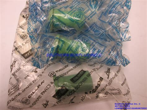 genuine oem piaggio  spark plug rubber boot