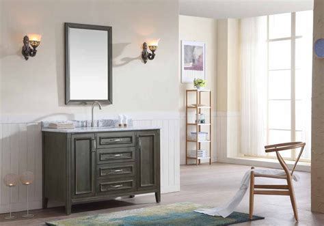 jude  bathroom vanity french grey ari kitchen bath