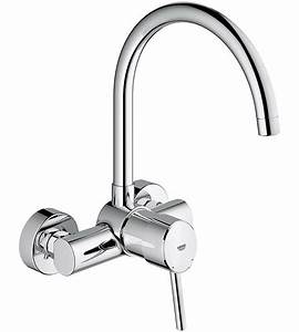 Grohe Concetto Küchenarmatur : grohe concetto 32667001 kitchen faucet ~ Watch28wear.com Haus und Dekorationen