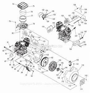 Generac Gp5000 Parts Diagram