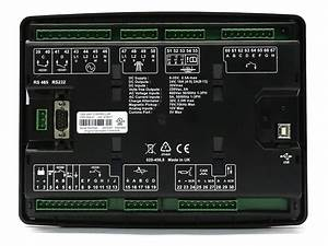 Tableau De C U00f4ntrol Dse 7320 Amf Commande Automatique 7320