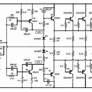2sc5200 Amplifier Circuit Diagram Pdf