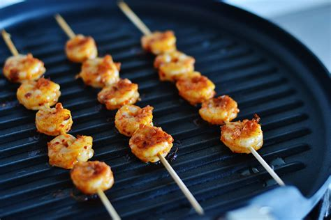 how to cook shrimp on grill guest recipes la kocinera s napa cabbage salad with oranges spicy shrimp and rice wine