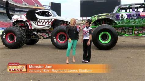 next monster truck show monster jam 2018 abcactionnews com wfts tv