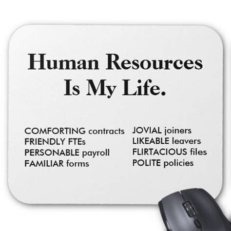 Hr Manager Funny Quotes