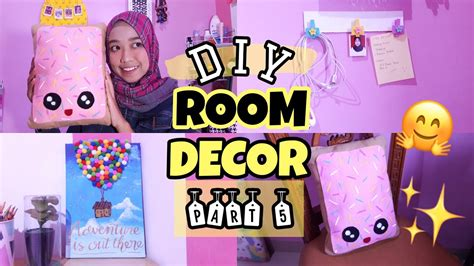 diy room decor indonesia part   youtube