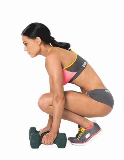 Thrust Squat Deadlift Oxygenmag Champion Bikini Hip