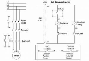 Plc Based Industrial Conveyor Ladder Logic