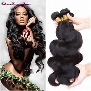 Brazilian Body Wave 4pcs Virgin Brazilian Human Hair Weave