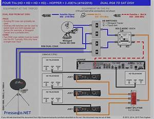 Dish Network Satellite Wiring Diagram