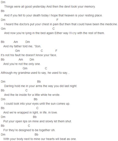 afire love ed sheeran  song   perfectly timed