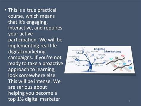 Digital Marketing Course Outline by Course Outline For A Digital Marketing Class
