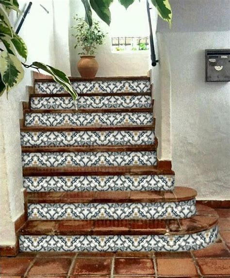 Removable Stair Riser Vinyl Decal by Stair Riser Stickers Removable Stair Riser Vinyl Decals