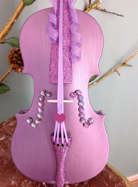Pretty Pink Violin