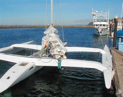Trimaran Plans by Here Farrier Trimaran Plans Sale Best Boat Builder Plan