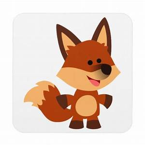 Cute Fox Cartoon Images