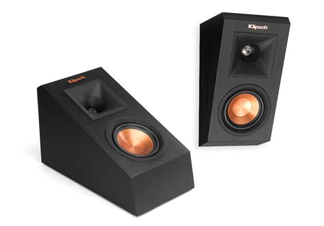 Klipsch Boat Speakers by Klipsch Reference Premiere Rp 140sa Atmos Elevation Module