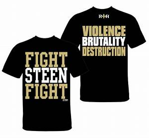 """Kevin Steen """"Fight Steen Fight"""" NOLA Edition T-Shirt 