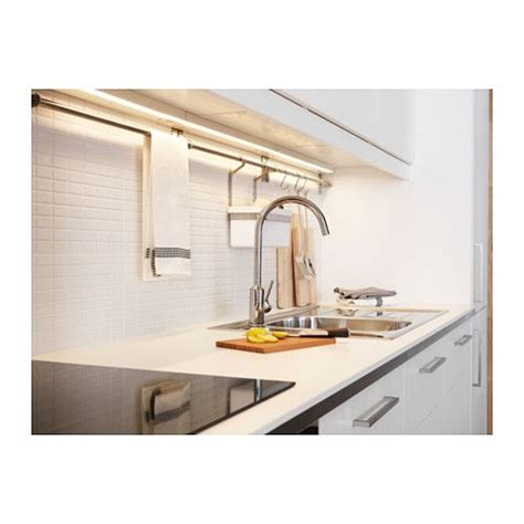 Grundtal Cabinet Lighting by Grundtal Container Ikea Stainless Steel Kitchen Shelf