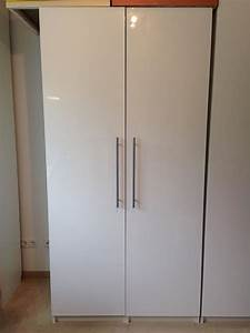 Ikea esstisch weiss hochglanz nazarmcom for Ikea schrank weiß pax