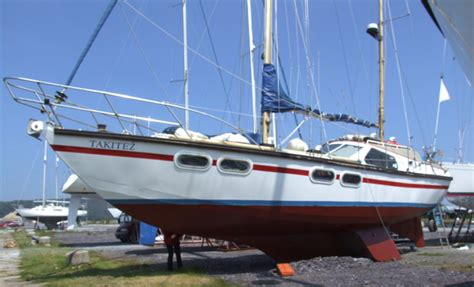 Rising Tide Lifts All Boats In French by 44ft Steel Motor Sailer Takitez Boats Pinterest