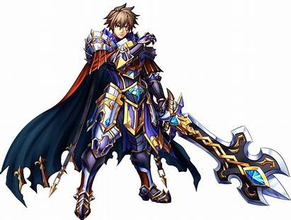 Xenon Character Brave Frontier