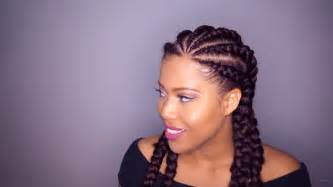 HD wallpapers how to style natural african hair