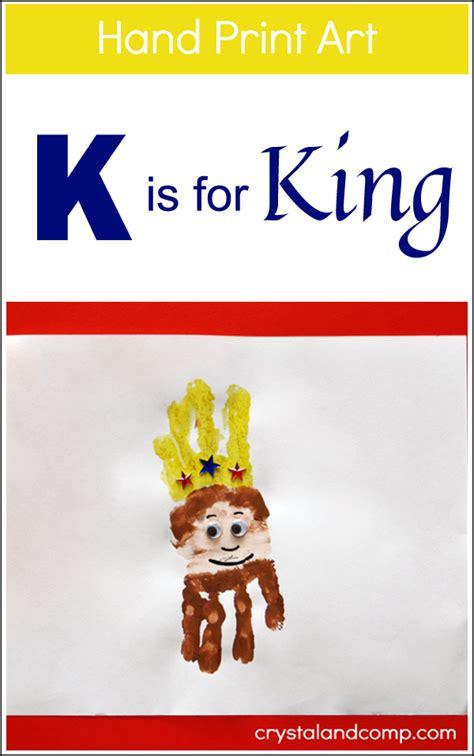 king handwriting practice printable